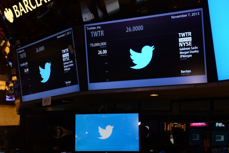 croppedtwitter2 730x487 In pictures: Twitter kicks off its IPO on the New York Stock Exchange