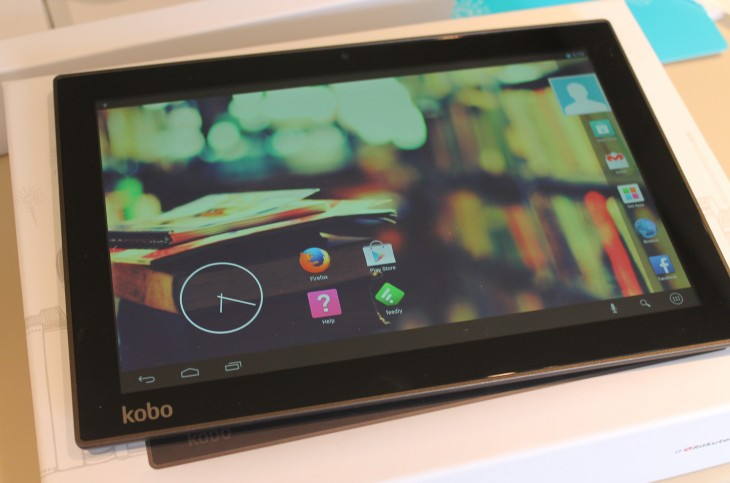 d 730x483 Kobo Arc 10HD: A premium and pricey tablet that tries to please everyone [Review]
