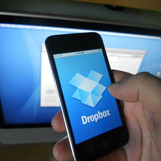 dropbox 520x520 Dropbox scales the Great Firewall and is now no longer blocked in China