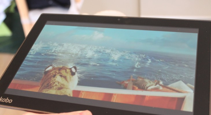 g 730x398 Kobo Arc 10HD: A premium and pricey tablet that tries to please everyone [Review]