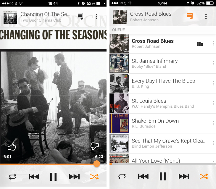 gmusic3 Google Play Music for iOS is now available