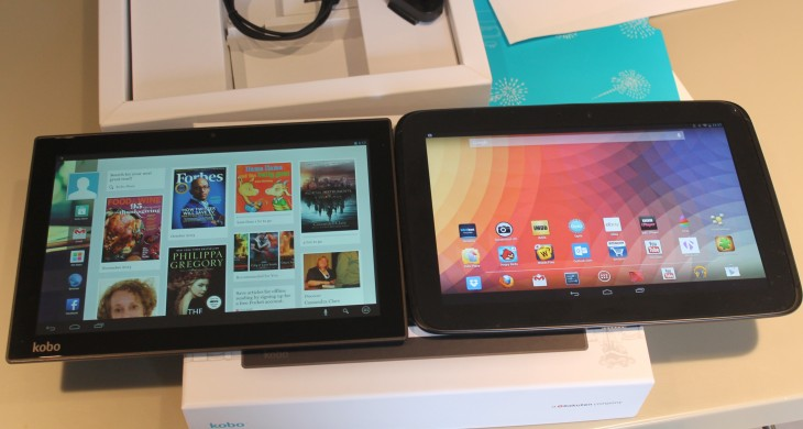 h 730x390 Kobo Arc 10HD: A premium and pricey tablet that tries to please everyone [Review]