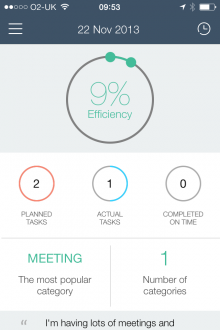 h2 220x330 Time Planner for iPhone is a beautiful way to manage your time more efficiently