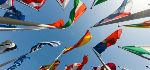 international flags 520x245 photo