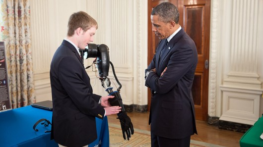 lachappelle prosthetic 15 of the best 3D printed items from 2013