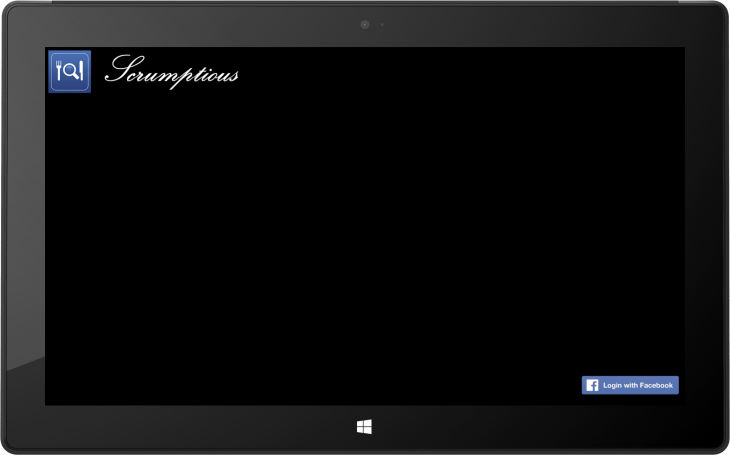 scrumptious main windows 730x455 Microsoft launches Facebook Login APIs for Windows Phone 8, Windows 8, and Windows 8.1