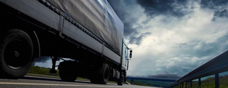 truck highway