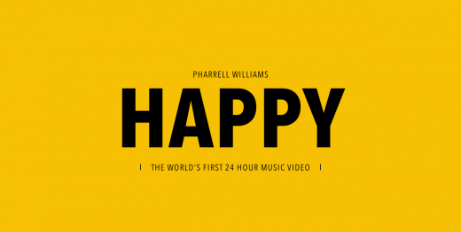 03 Pharrell 520x262 RIP Flash: Why HTML5 will finally take over video and the Web this year
