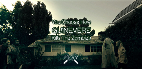 05 Guinevere 5 of the most awesome interactive online music videos