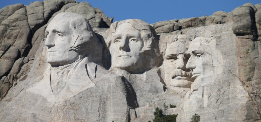Mt. Rushmore Closed Due To Government Shutdown