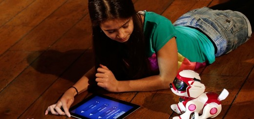 With $1.4m in funding, Bo and Yana are robots on a mission to teach kids as young as five to code