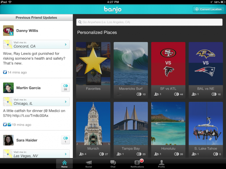 Banjo 89 of the best iOS apps launched in 2013