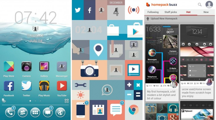 Buzz Launcher 730x408 11 of the best Android launchers and home screen replacements you can download today