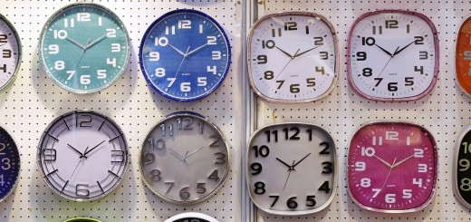Clocks 520x245 photo