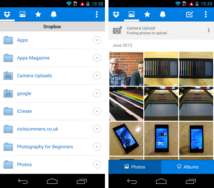 Dropbox1 So you've just got an Android device? Download these apps first