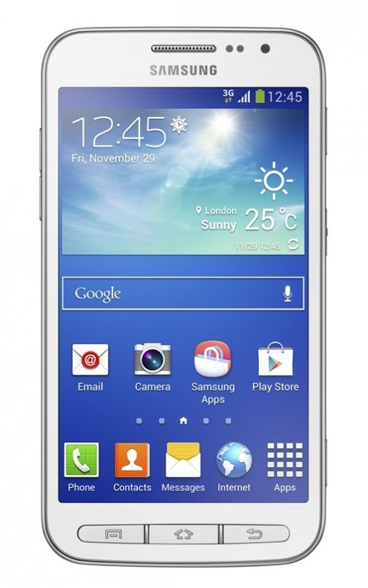Galaxy Core Advance W 1 520x829 Samsung announces the Galaxy Core Advance, a budget smartphone arriving in 2014