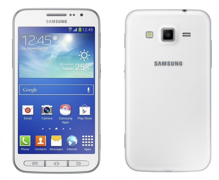 Galaxy Core Advance W 1 horz 730x601 Samsung announces the Galaxy Core Advance, a budget smartphone arriving in 2014