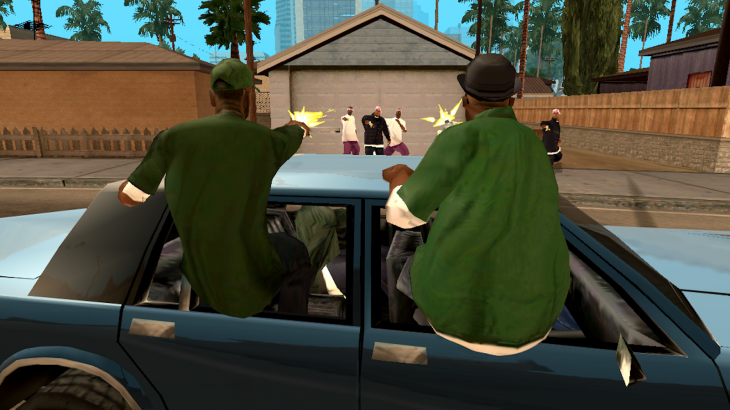 Grand Theft Auto San Andrewa 14 of the best Android apps released in December