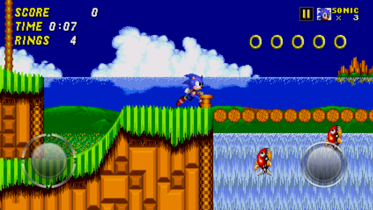 IMG 2043 730x411 Remastered Sonic the Hedgehog 2 now available for Android and iOS with long lost Hidden Palace Zone