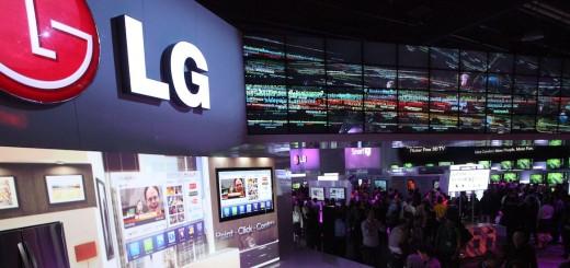 LG CES 2011