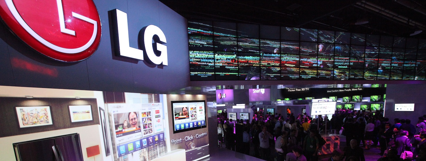 LG taps messaging app Line to let you chat with your smart home appliances