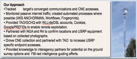 NSA GooglePREFID 520x224 New leak suggests NSA uses Google cookies to track surveillance targets online