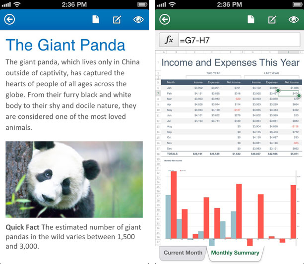 Office365 iPhone Microsofts 2013 in review: A year of convergence and integration