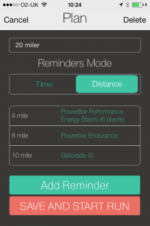 Photo 03 12 2013 10 24 45 220x330 This iPhone app reminds you to fuel up during long runs