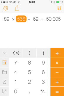 Photo 16 12 2013 14 28 30 220x330 Tydlig reimagines your calculator for iOS