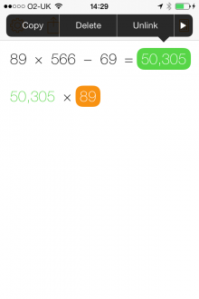 Photo 16 12 2013 14 29 16 220x330 Tydlig reimagines your calculator for iOS