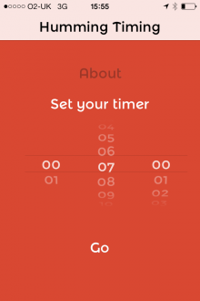 Photo 20 12 2013 15 55 29 220x330 Humming Timing: This timer app for iPhone counts down using music from your library