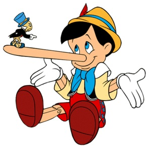 Pinocchio Lying Four months ago I completely quit lying. Heres how it dramatically and positively transformed my life.