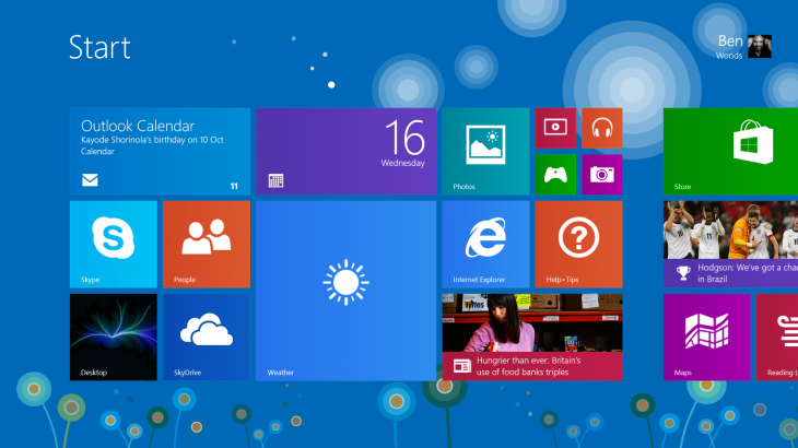 Screenshot 7 730x410 Microsofts 2013 in review: A year of convergence and integration