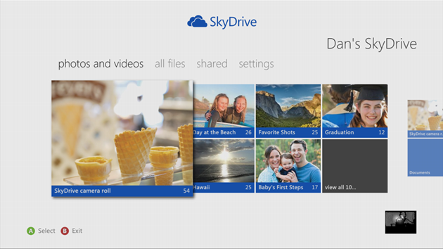 SkyDrive 811 Microsofts 2013 in review: A year of convergence and integration