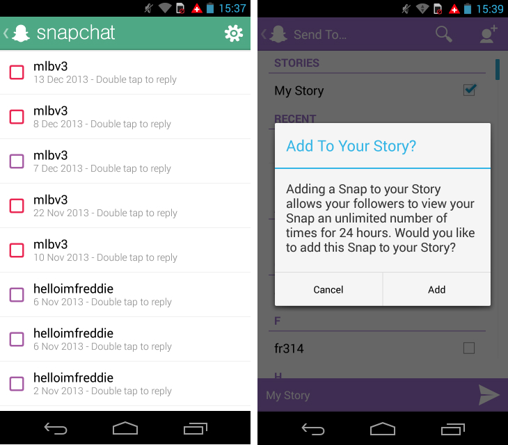 Snap1 So you've just got an Android device? Download these apps first