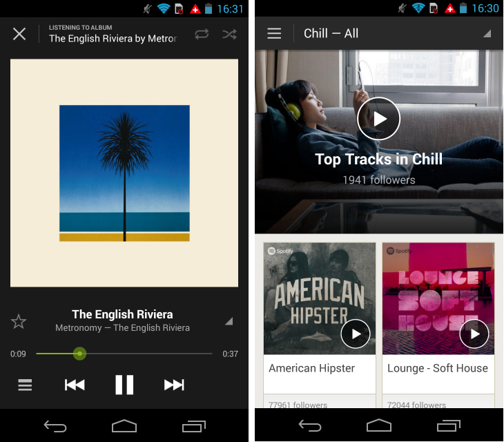 Spotify1 So you've just got an Android device? Download these apps first
