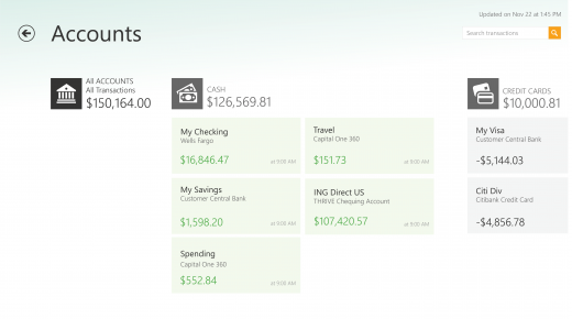 W8 MS Screenshot Account 5690x3200 LORZ 520x290 Personal finance service Mint.com launches apps for Windows 8 and Windows Phone devices