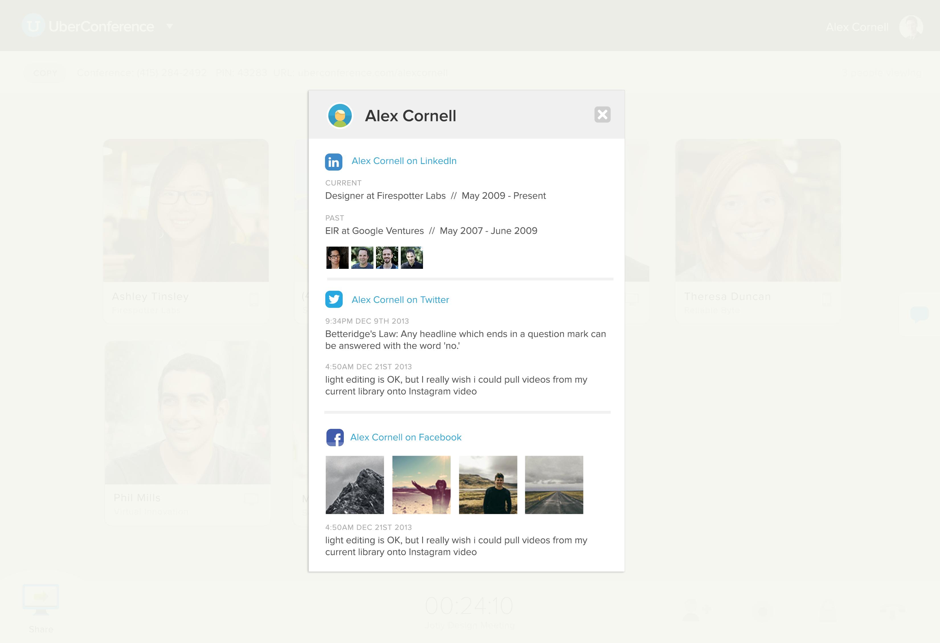 Web_Social_Overlay