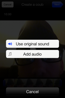 c 220x330 28 million users strong, Coub now lets you create short music based looping videos on your iPhone