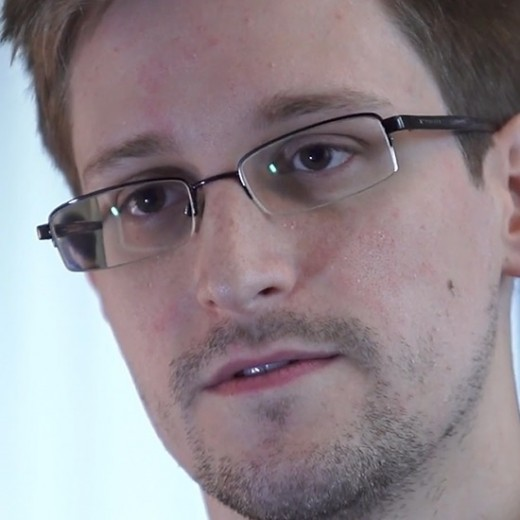 edward snowden1 520x520 Edward Snowden plans to be more active in the media in 2014