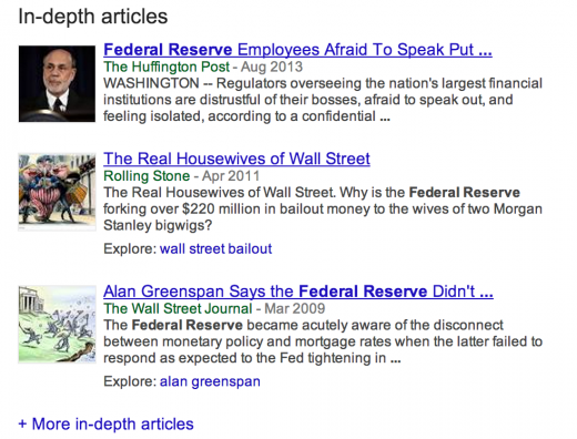 indeptharticles google 520x396 Google expands its in depth article search results with related topics