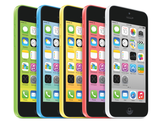 iphone5c press These are the best gadgets of 2013