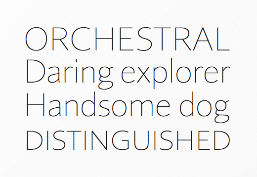 mvb solitaire The best typefaces of 2013
