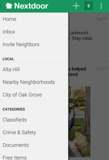 nextdoorz 220x323 43 of the best Android apps launched in 2013