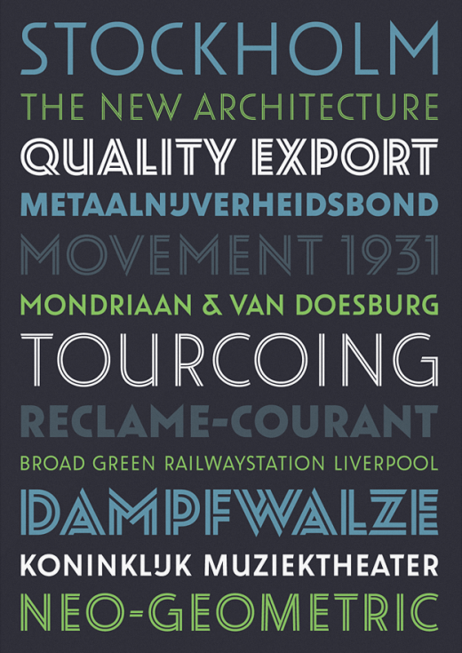 oskar 520x735 The best typefaces of 2013