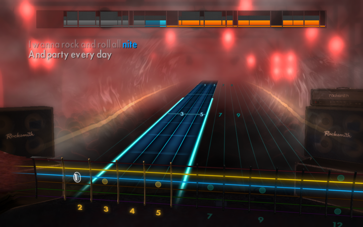 rocksmith2014 gameplay 730x456 Rocksmith 2014 review: Learning to play the guitar has never been more fun