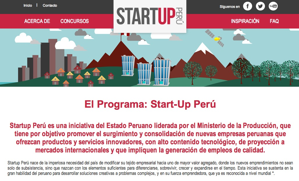 start up peru November in Latin America: All the tech news you shouldn't miss from the past month