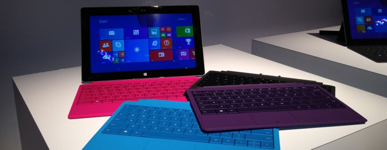 surface 786x305 These are the best gadgets of 2013