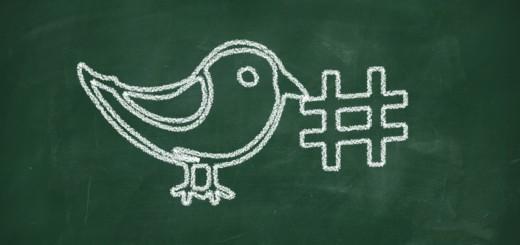 tweet hashtag