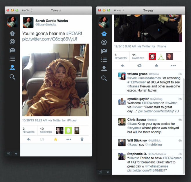 Twitter brings image previews to its Mac app with version 3.0 update